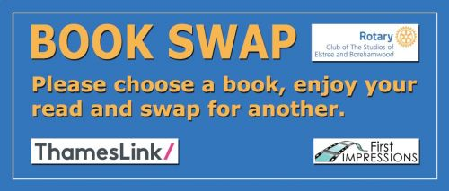 Book Swap Logo