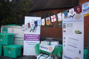 World Environment Day - Studio Rotary Display